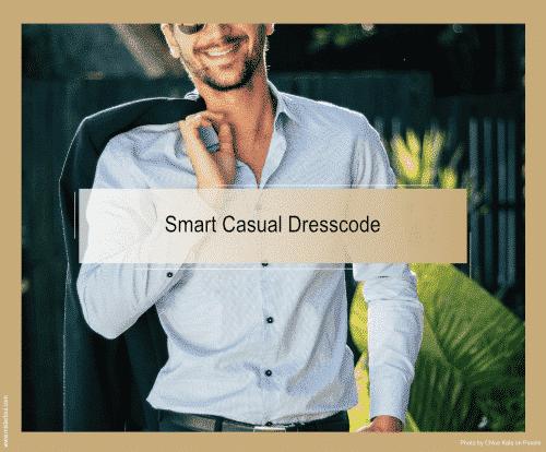 Smart Casual Dresscode