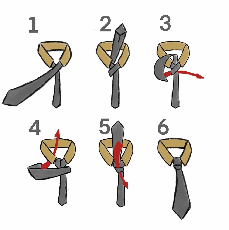 krawatte-einfach-binden